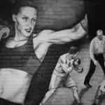 Bloor Street Boxing Mural