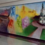 Brantford Mall Mural